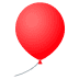 🎈 balloon Emoji on Joypixels Platform