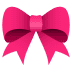 🎀 ribbon Emoji on Joypixels Platform
