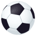 ⚽ soccer ball Emoji on Joypixels Platform