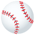 ⚾ baseball Emoji on Joypixels Platform