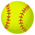 🥎 softball Emoji on Joypixels Platform