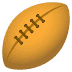 🏉 rugby football Emoji on Joypixels Platform