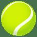🎾 tennis Emoji on Joypixels Platform