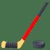 🏒 ice hockey Emoji on Joypixels Platform