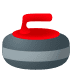 🥌 curling stone Emoji on Joypixels Platform