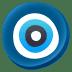 🧿 nazar amulet Emoji on Joypixels Platform