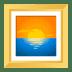 🖼️ framed picture Emoji on Joypixels Platform