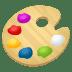 🎨 artist palette Emoji on Joypixels Platform