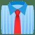 👔 necktie Emoji on Joypixels Platform