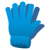 🧤 gloves Emoji on Joypixels Platform