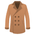 🧥 coat Emoji on Joypixels Platform