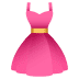 👗 dress Emoji on Joypixels Platform
