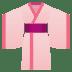 👘 kimono Emoji on Joypixels Platform