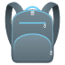 🎒 backpack Emoji on Joypixels Platform