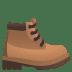 🥾 Hiking Boot Emoji on JoyPixels Platform