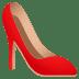 👠 high-heeled shoe Emoji on Joypixels Platform