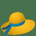 👒 Woman's Hat Emoji on JoyPixels Platform