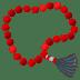 📿 prayer beads Emoji on Joypixels Platform