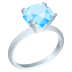 💍 Ring Emoji on JoyPixels Platform