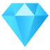 💎 gem stone Emoji on Joypixels Platform