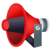 📢 loudspeaker Emoji on Joypixels Platform