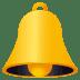 🔔 bell Emoji on Joypixels Platform