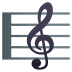 🎼 musical score Emoji on Joypixels Platform