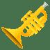 🎺 trumpet Emoji on Joypixels Platform