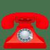 ☎️ telephone Emoji on Joypixels Platform
