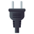 🔌 electric plug Emoji on Joypixels Platform
