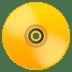 📀 DVD Emoji on JoyPixels Platform