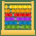 🧮 abacus Emoji on Joypixels Platform