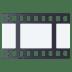 🎞️ film frames Emoji on Joypixels Platform