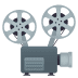 📽️ film projector Emoji on Joypixels Platform