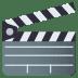 🎬 Clapper Board Emoji on JoyPixels Platform