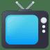 📺 Télévision Emoji sur la plateforme JoyPixels