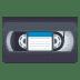 📼 videocassette Emoji on Joypixels Platform