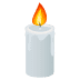 🕯️ candle Emoji on Joypixels Platform