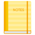 📔 notebook with decorative cover Emoji on Joypixels Platform