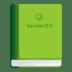 📗 green book Emoji on Joypixels Platform