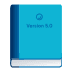📘 blue book Emoji on Joypixels Platform