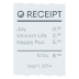 🧾 receipt Emoji on Joypixels Platform