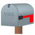 📪 closed mailbox with lowered flag Emoji on Joypixels Platform