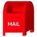 📮 postbox Emoji on Joypixels Platform