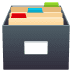 🗃️ card file box Emoji on Joypixels Platform