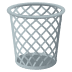 🗑️ wastebasket Emoji on Joypixels Platform