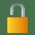 🔓 Unlocked Padlock Emoji on JoyPixels Platform