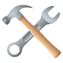 🛠️ hammer and wrench Emoji on Joypixels Platform