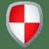 🛡️ shield Emoji on Joypixels Platform