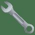 🔧 wrench Emoji on Joypixels Platform